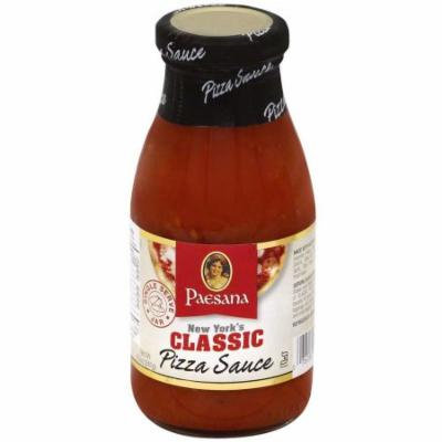 Paesana New York's Classic Pizza Sauce, 8.5 oz, (Pack of 6)