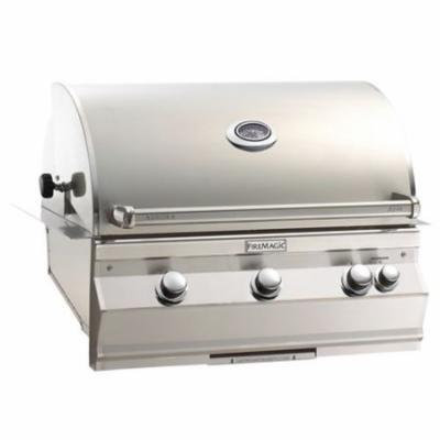A660i6EANW Analog Style Built In Grill - Natural Gas