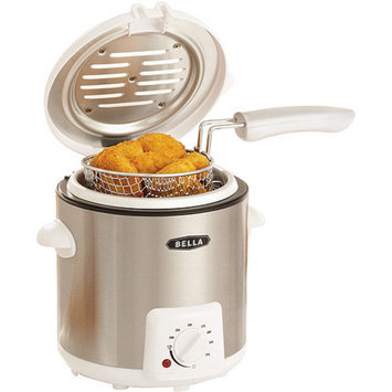 Bella 0.9L Deep Fryer, Stainless Steel