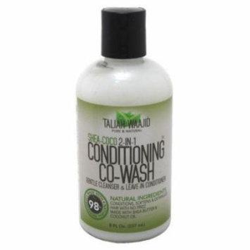 Taliah Waajid Conditioning Co-Wash 2-In-1 8oz (Shea-Coco)