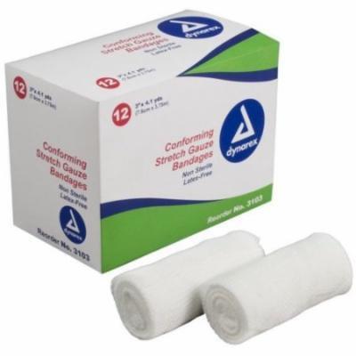 Non-Sterile Conforming Stretch Gauge Bandages 3