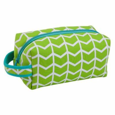 Occasionally Made Travel Cosmetic Case, Lime