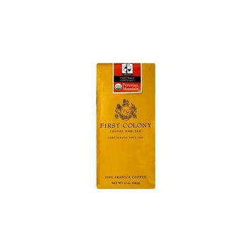 First Colony Coffee Frtrd Pruvn Mtn Ro 12 OZ -Pack Of 6