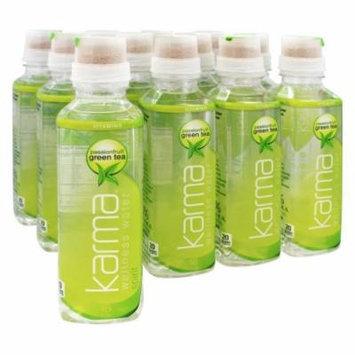 Karma - Wellness Water Spirit Passionfruit Green Tea - 12 Bottle(s)