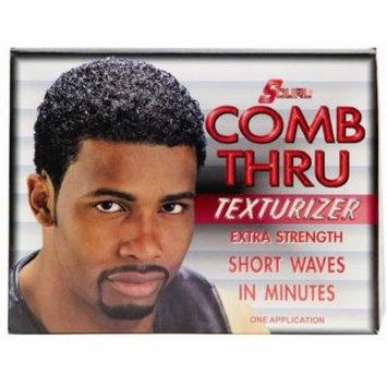 DDI S-Curl Comb Thru Texturizer Relaxer Super- Case of 12