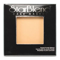 mehron StarBlend Cake Makeup - Light/Medium Olive