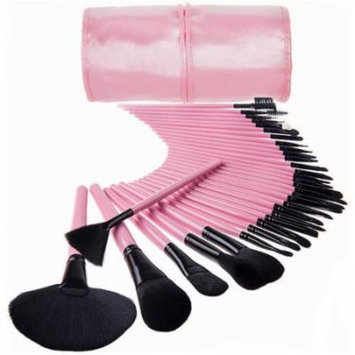 Bliss & Grace Professional Make Up Brush Set, 32 pc