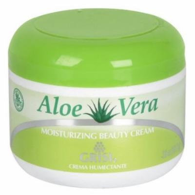 Grisi Aloe Vera Moisturizing Beauty Cream, 3.8 oz