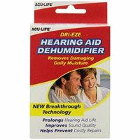 3 Pack - Acu-Life Dri-Eze Hearing Aid Dehumidifier 1 Each