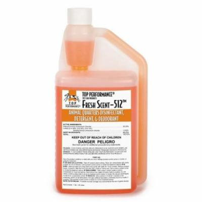 Top Performance 512 Disinfectant 32 Oz Fresh Scent