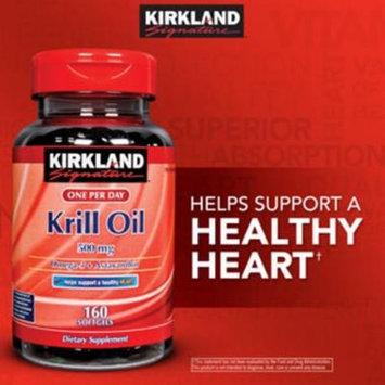 Kirkland One Per Day Krill Oil 500mg, 160 Softgels