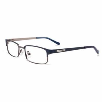LUCKY BRAND Eyeglasses D801 Navy 46MM