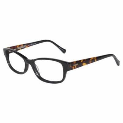 LUCKY BRAND Eyeglasses PORTER Black 53MM