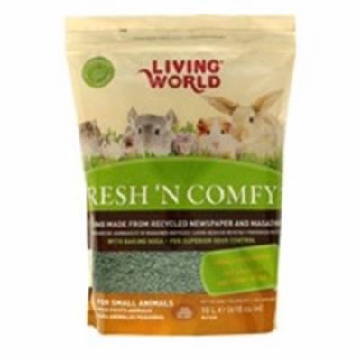 Lw Fresh/ Comfy Bedding, Green 2.64 Gal