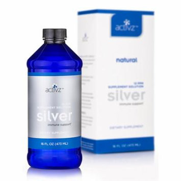 Silver Liquid - 16 fl. oz (473 ml) by Activz
