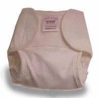 Basic Connection Cotton Wraps Diaper Cover - Large