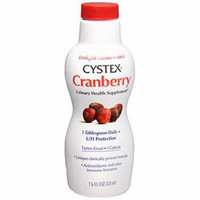 2 Pack - Cystex w/ Proantinox for Urinary Health Cranberry Flavor 7.6oz Each