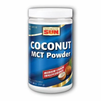 Coconut MCT Health From The Sun 14 oz Powder
