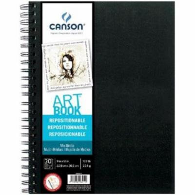 Canson RePositionable Sketching Art Book