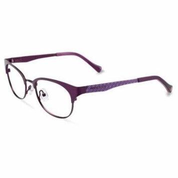 LUCKY BRAND Eyeglasses D103 Purple 50MM