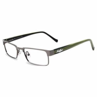 LUCKY BRAND Eyeglasses BEHAVE Gunmetal 49MM