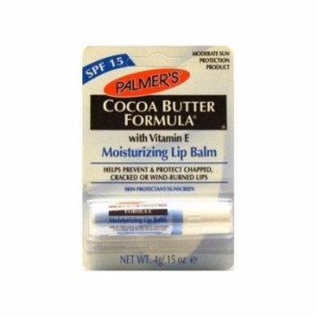 5 Pack - Palmer's Cocoa Butter Formula Lip Balm SPF 15 .15oz Each