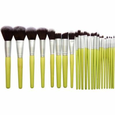 Bliss & Grace Professional Bamboo Make Up Brush Set, 23 pc
