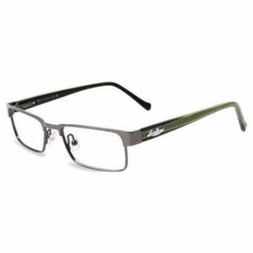 LUCKY BRAND Eyeglasses BEHAVE Gunmetal 46MM
