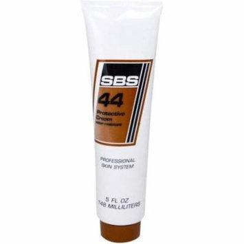 SBS 44 Protective Skin Moisturizing Cream 5 Oz Tube 4 each MS-84205