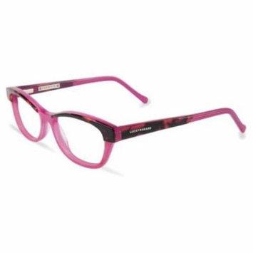 LUCKY BRAND Eyeglasses D702 Tortoise Pink 50MM