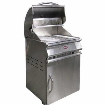CalFlame Charcoal Grill with Cart