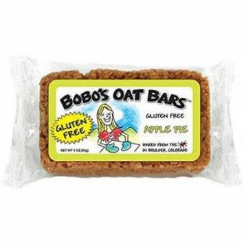 Bobo's Oat Bars Gluten Free Apple Pie Bar, 3 oz, (Pack of 6)