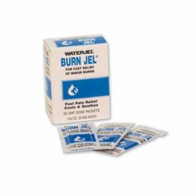 Water-Jel Burn Jel Cools & Soothes 1/8 oz 6 Boxes ( 150 packs ) MS-46285