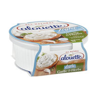 Alouette Light Cheese Soft Spreadable Garlic & Herbs