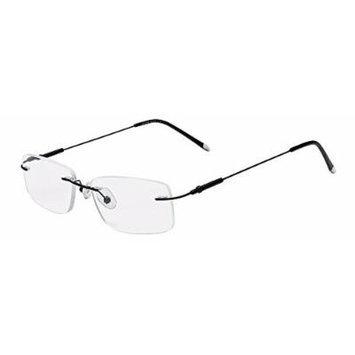 Select-A-Vision Optitek AR Reading Glasses, Black, +2.5