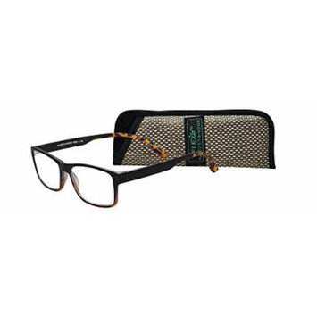Select-A-Vision 5029 Flex2 Reading Glass, Black Demi, 1.50