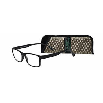 Select-A-Vision 5029 Flex2 Reading Glass, Black, 2.00