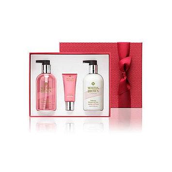 Molton Brown Delicious Rhubarb & Rose Hand Gift Set - No Color