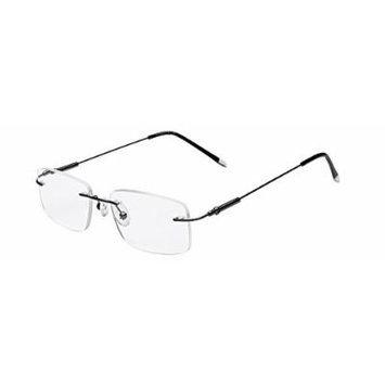 Select-A-Vision Optitek AR Reading Glasses, Gun Metal, +1.5
