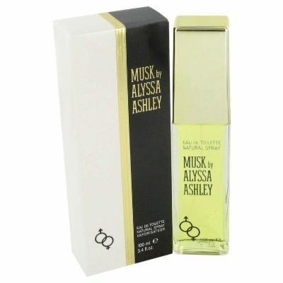 Alyssa Ashley Musk for Women by Houbigant Vial (sample) .06 oz
