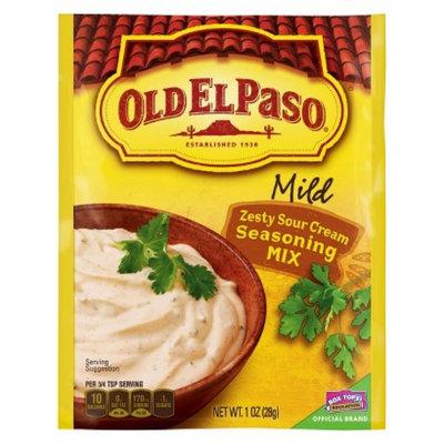Old El Paso Zesty Sour Cream Seasoning Mix 1.0-oz