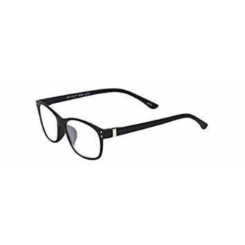 Select-A-Vision Unisex-Adult Tri Focus Readers 2202BK-250 Round Reading Glasses, black, 2.5