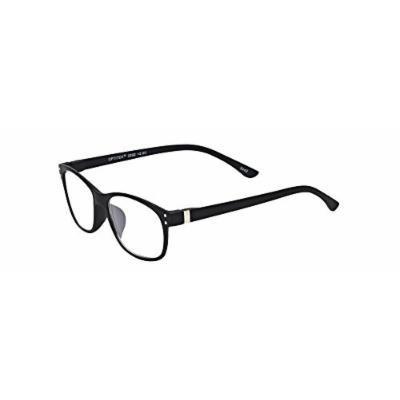 Select-A-Vision Unisex-Adult Tri Focus Readers 2202BK-100 Round Reading Glasses, black, 1