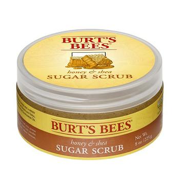 Burt's Bees Sugar ScrubHoney & Shea