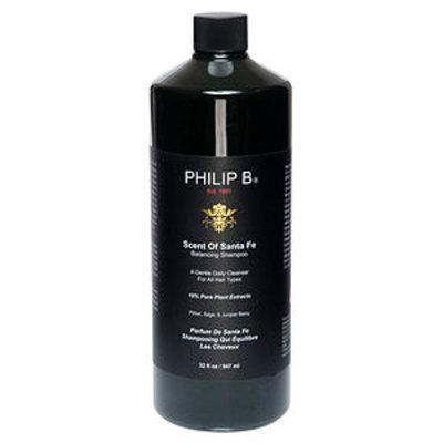 Philip B. Scent of Santa Fe Balancing Shampoo, 32 fl oz