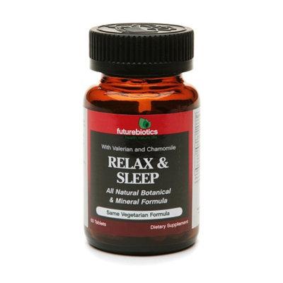 Futurebiotics Relax & Sleep Tablets