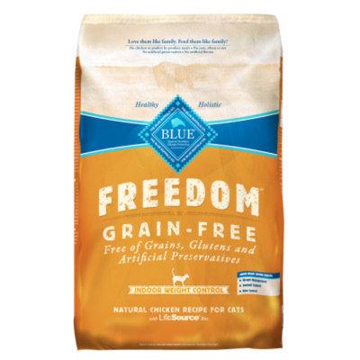 Blue Buffalo BLUE FreedomTM Indoor Weight Control Cat Food