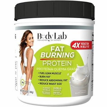 Basic Research FBL Fat Burning Protein Vanilla, 14.6 Ounce