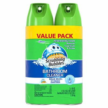 Scrubbing Bubbles Disinfectant Bathroom Cleaner, Fresh, 40.0 Ounce