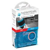 TheraPearl Wrist / Ankle Wrap with Strap, 1 ea